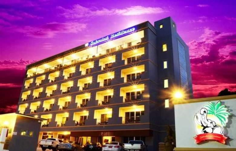 Suksabai Residence Pattaya - Hotel - 9