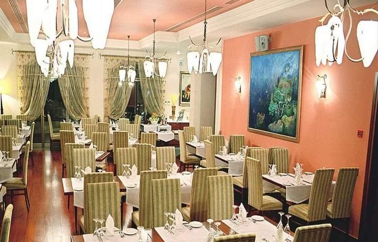 Patras Palaca Hotel - Restaurant - 6