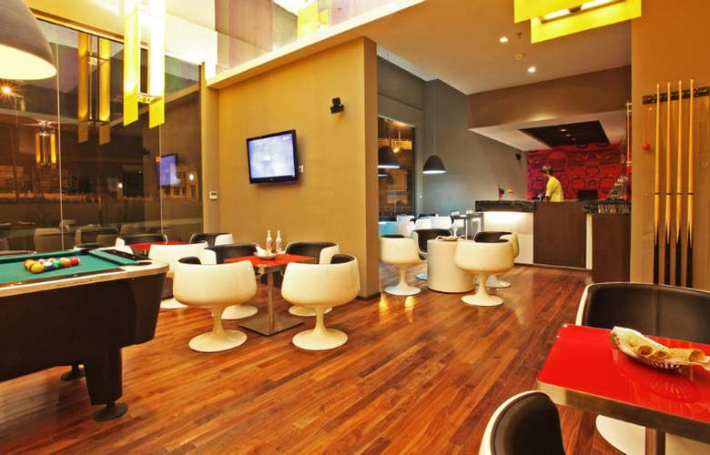 Keys Hotels Hosur Road - Bar - 5