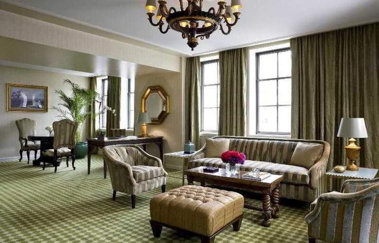 The St Regis Washington Dc - Room - 56