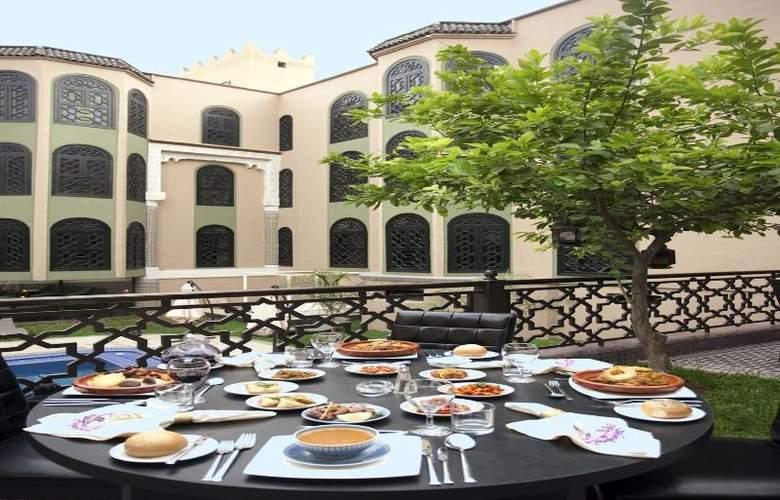 Riad Palais Ommeyad - Terrace - 9