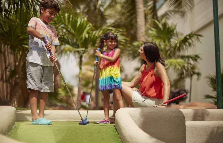 Seadust Cancún Family Resort - Sport - 67