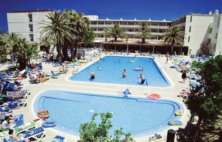 Club Hotel Aguamarina - Pool - 5