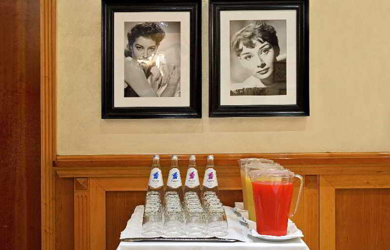 HOMS HOTEL - Restaurant - 59