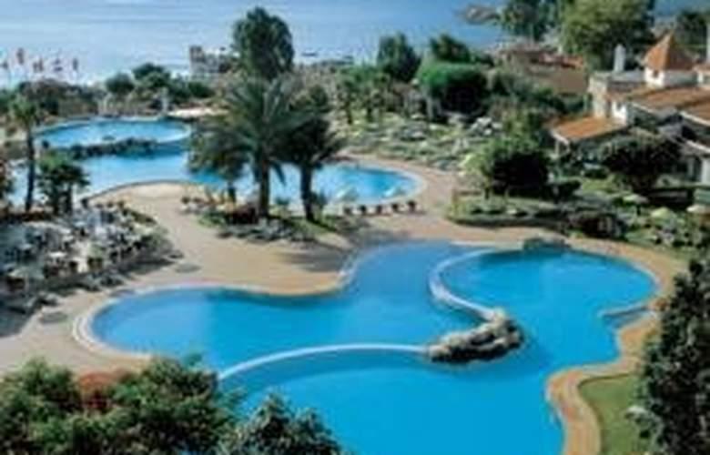 Marti Resort Hotel - Pool - 4