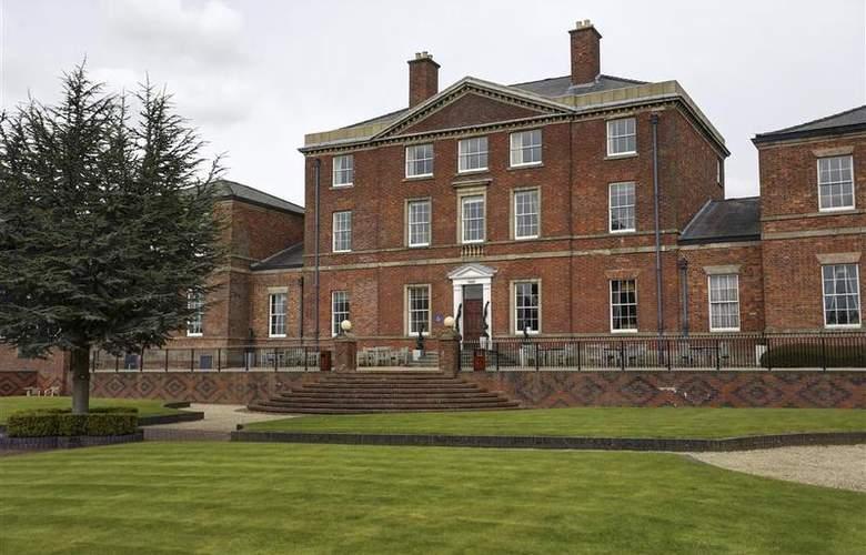 Best Western Stoke-On-Trent Moat House - Hotel - 57