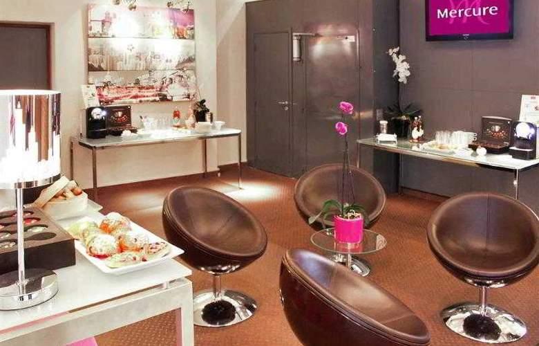 Mercure Lyon Charbonnieres - Hotel - 10