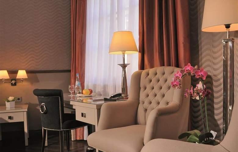 Best Western Hotel Stadtpalais - Room - 11