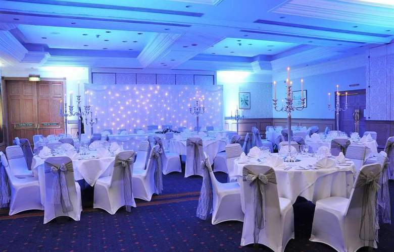 Mercure York Fairfield Manor - Hotel - 28