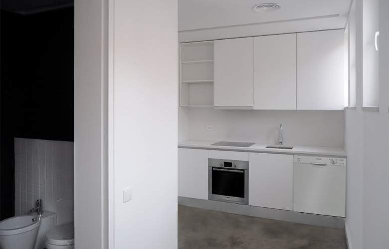 Hello Lisbon Santa Apolonia Apartments - Room - 9