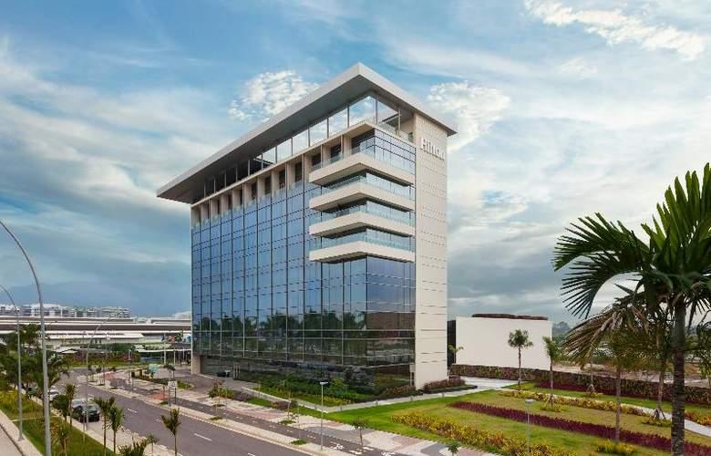 Hilton Barra Rio de Janeiro - Hotel - 5
