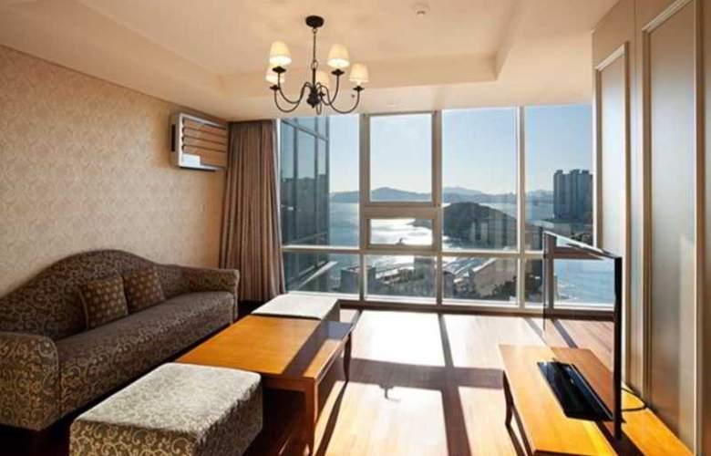 Kunoh Seacloud Hotel - Room - 5