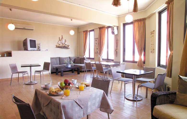 Angela´s House Hotel - Restaurant - 3