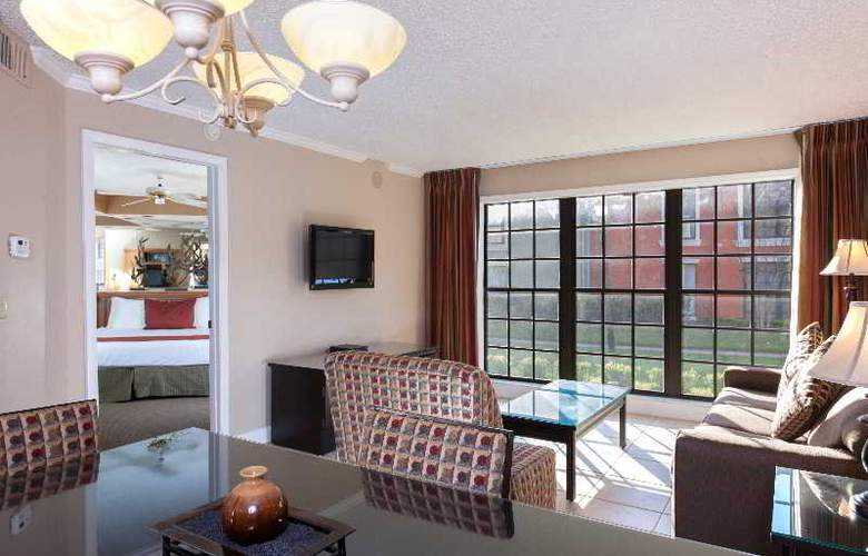 Legacy Vacation Resorts Orlando former Celebrity - Room - 3