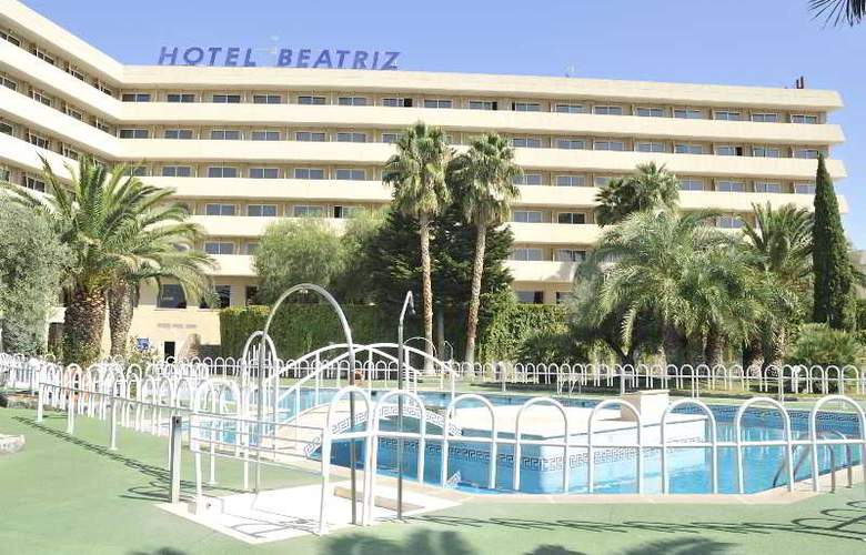Beatriz Toledo Auditorium & Spa - Hotel - 9