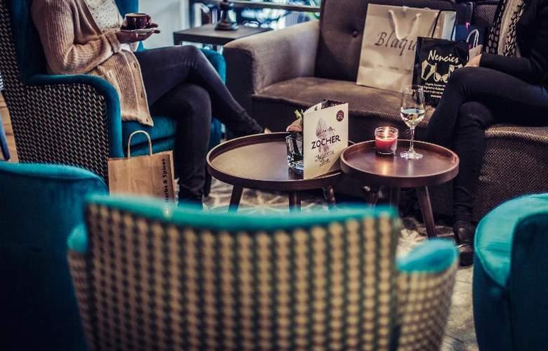 Carlton Square Hotel Haarlem City Centre - Bar - 3
