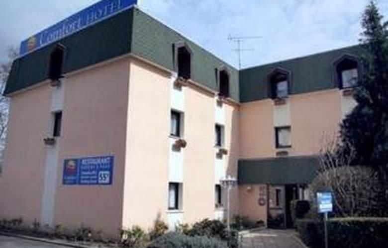 Comfort Hotel Cergy Pontoise - Hotel - 0