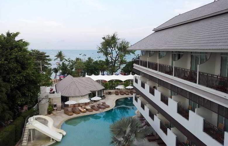 Pattaya Discovery Beach Hotel - Hotel - 11