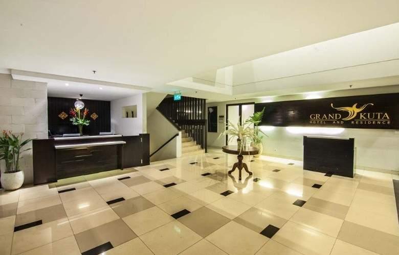 Grand Kuta Hotel and Residence - General - 1
