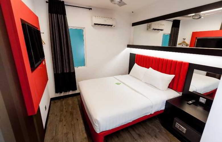 Tune Hotel - Downtown Kuala Lumpur - Room - 11