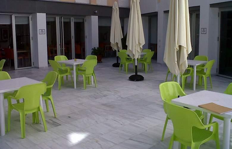 Albergue Inturjoven Granada - Terrace - 4