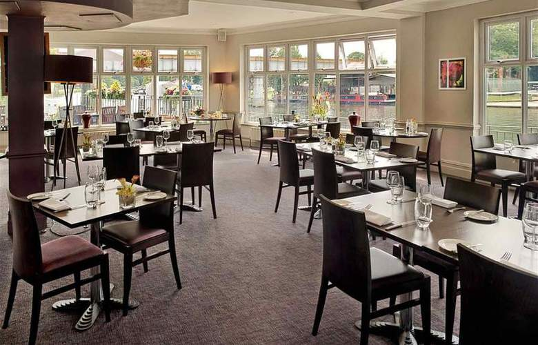 Mercure London Staines - Hotel - 29
