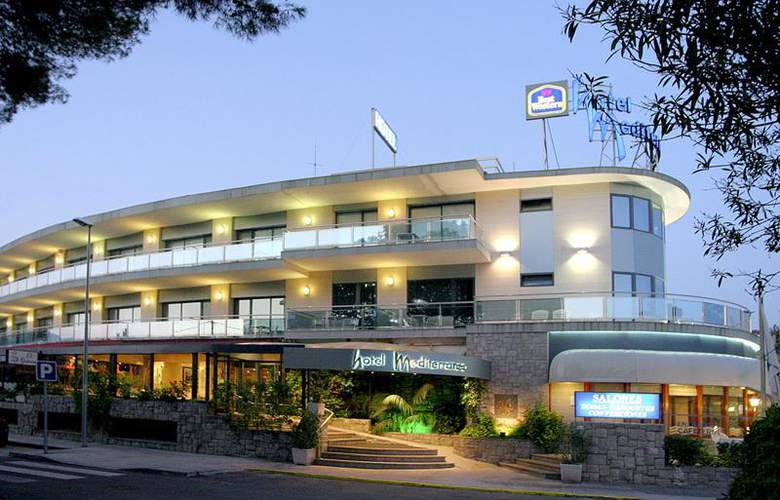 Best Western Mediterraneo - Hotel - 42