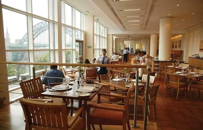 Hilton Newcastle Gateshead - Restaurant - 9
