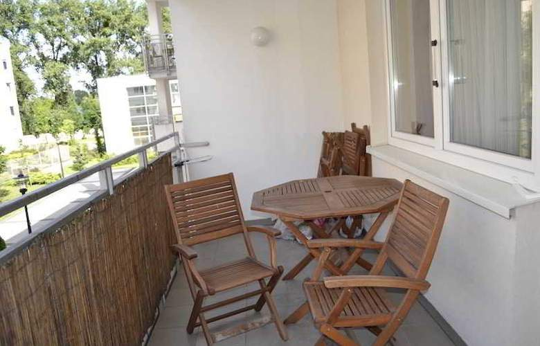 Apartamenty Cuba - Terrace - 2