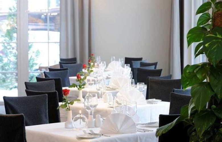Krumers Post Hotel & Spa - Restaurant - 4