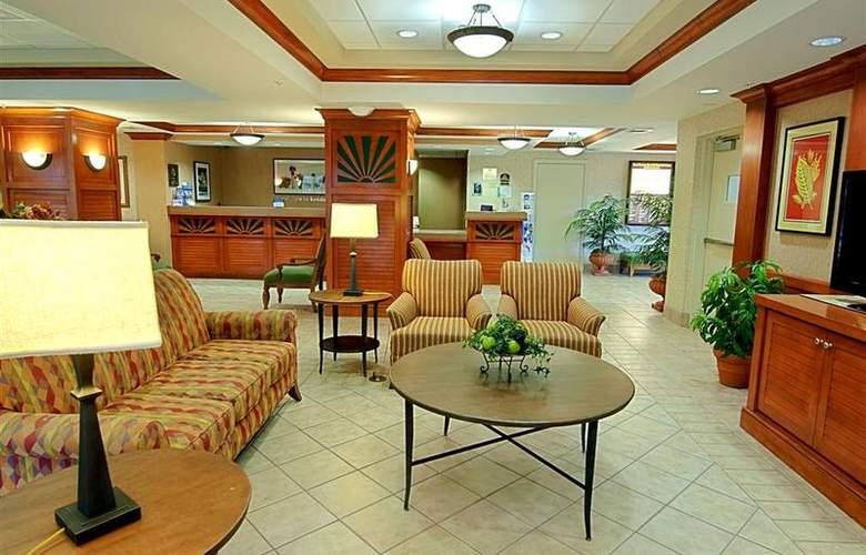 Best Western Plus Kendall Hotel & Suites - General - 102