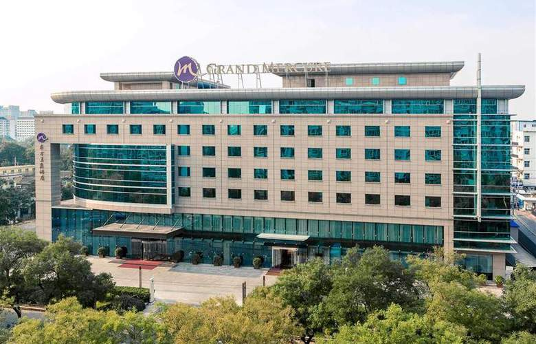 Grand Mercure Beijing Dongcheng - Hotel - 23