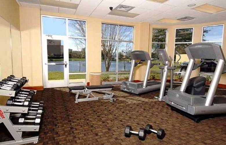 Springhill Suites By Marriott Orlando Airport - Sport - 6