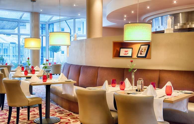 Leonardo Hamburg Airport - Restaurant - 5