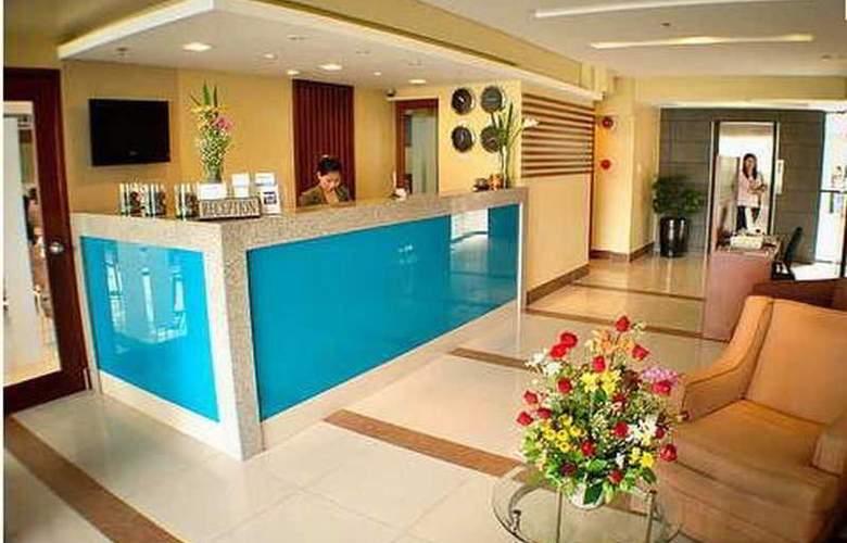 Fersal Hotel Quezon City - General - 2