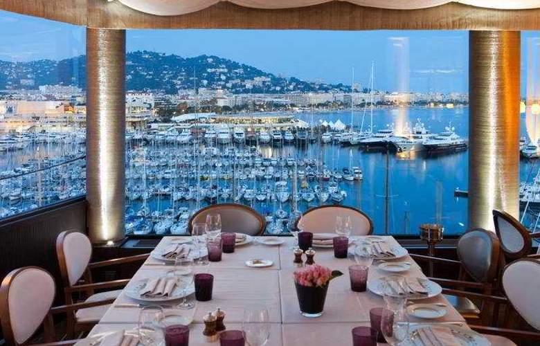 Le Radisson Blu 1835 Hotel & Thalasso - Restaurant - 4