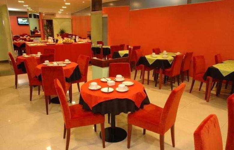 Olmo Dorado Business Hotel & Urban Spa - Restaurant - 5
