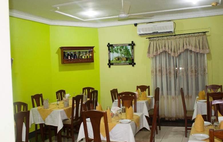 Eastgate Hotel - Restaurant - 20