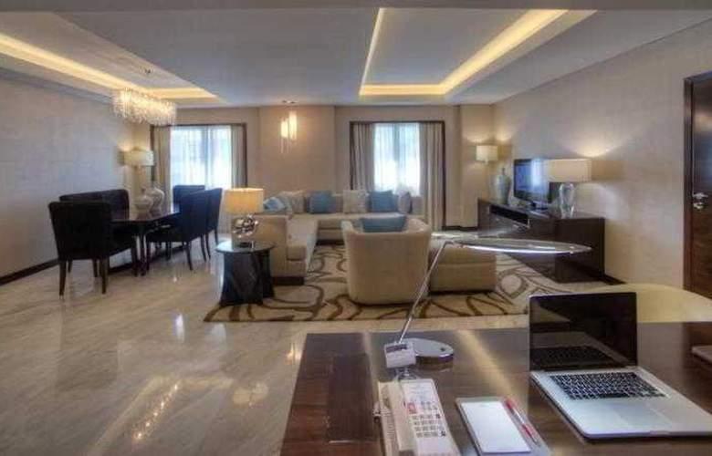 Crowne Plaza Deira - Room - 21