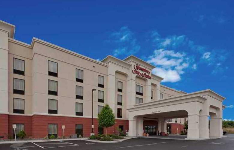 Hampton Inn & Suites Syracuse Erie Blvd/I-690 - Hotel - 0