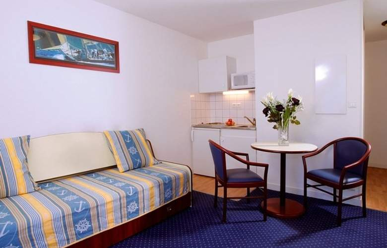 Appart'City Brest Pasteur - Room - 2