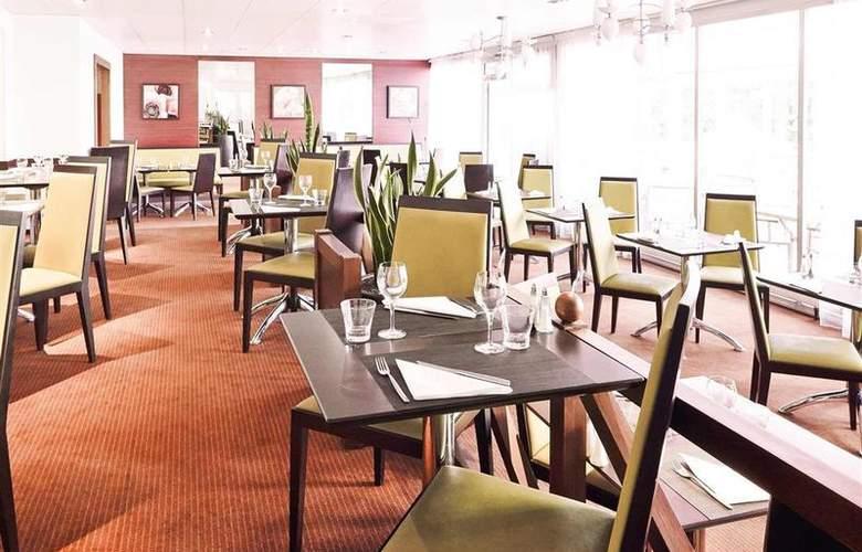 Novotel Avignon Nord - Restaurant - 54
