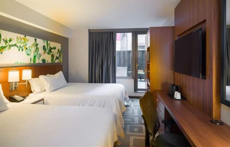 Hilton Garden Inn New York/Central Park South-Midtown West - Room - 7