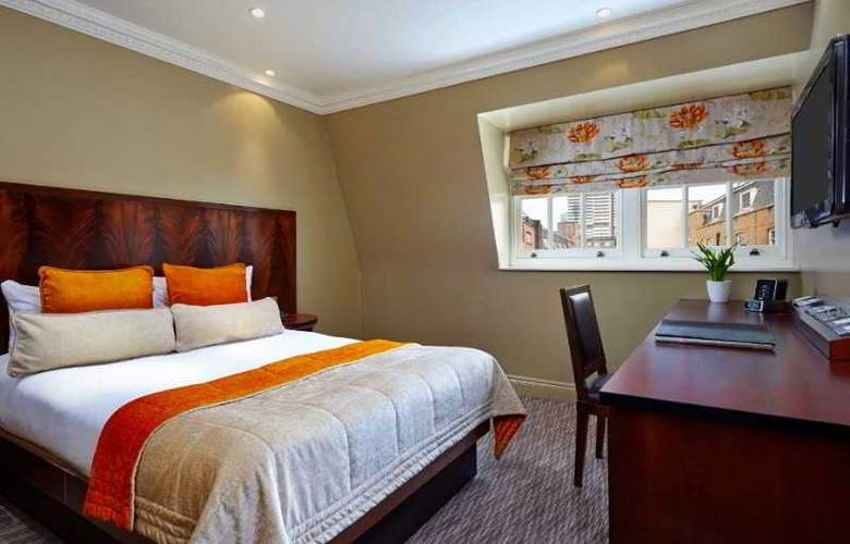 Radisson Blu Edwardian Grafton - Room - 6