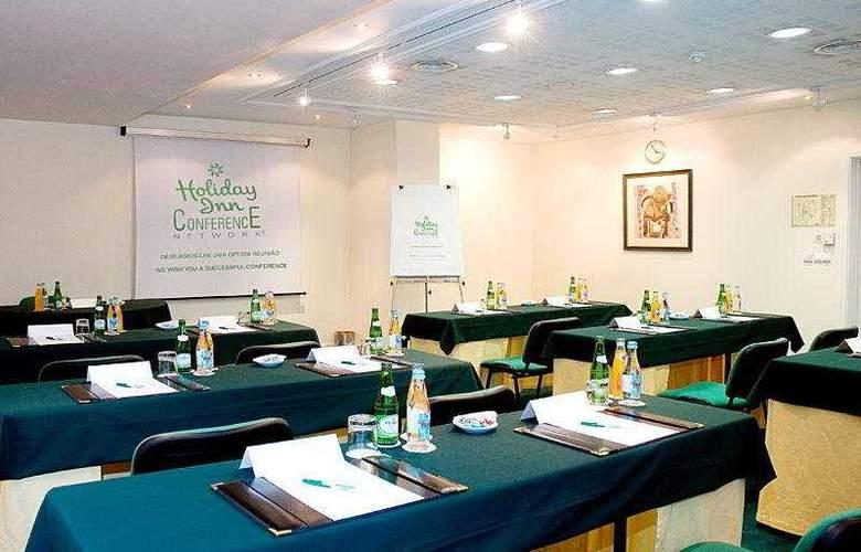 Holiday Inn Lisboa - Conference - 9