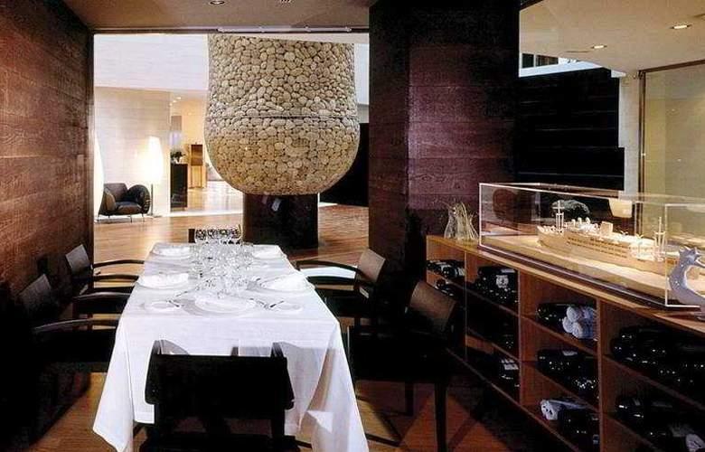 Gran Hotel Domine Bilbao - Restaurant - 7