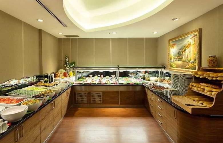 Sorriso Hotel - Restaurant - 15
