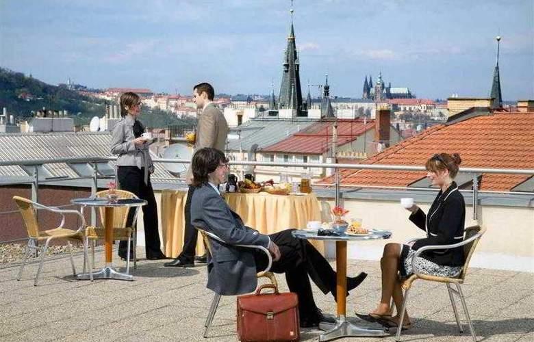 Novotel Praha Wenceslas Square - Hotel - 8