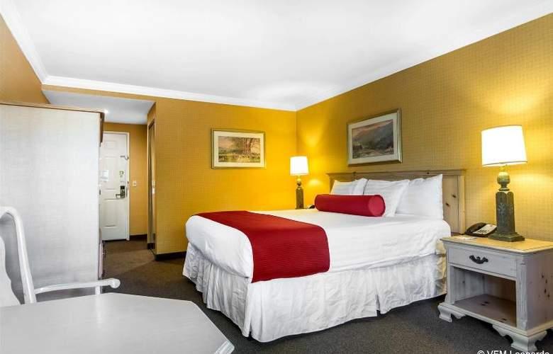 UpValley Inn & Hot Springs - Room - 1