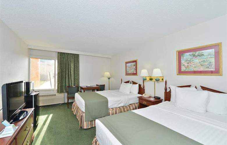 Best Western Holiday Plaza - Room - 51